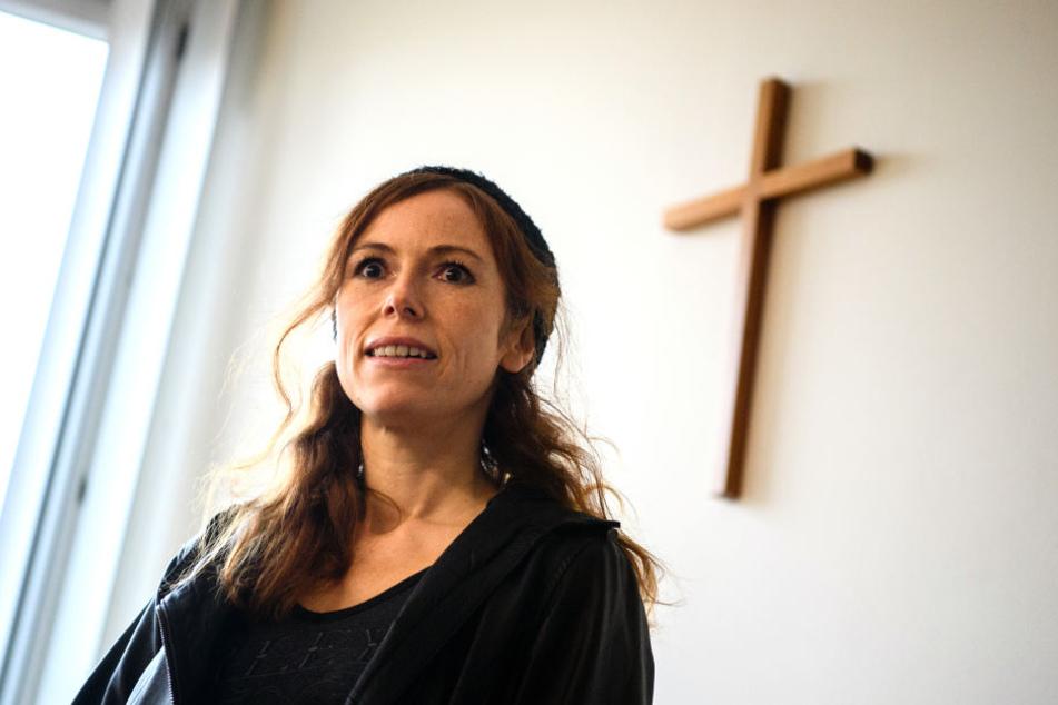 Antje Mönning will das Urteil nicht hinnehmen.