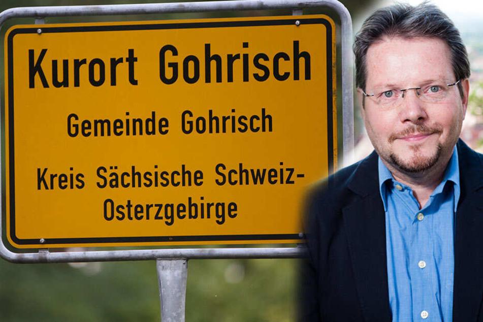 Umstrittene schwarz-grün-blaue Koalition: Gemeinderat Börner verteidigt das Bündnis