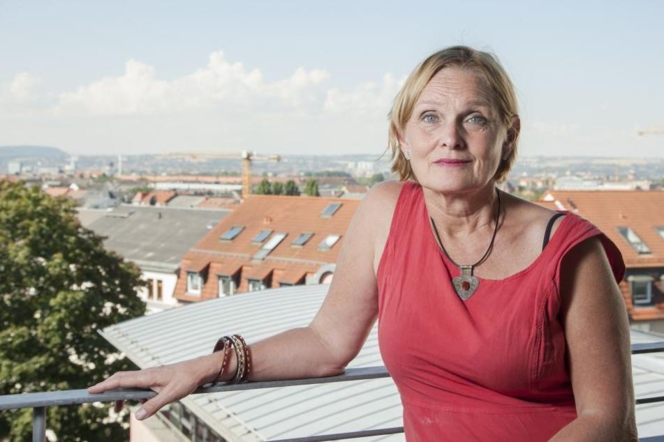 Katrin Laux (58) bangt um ihr Massagestudio.