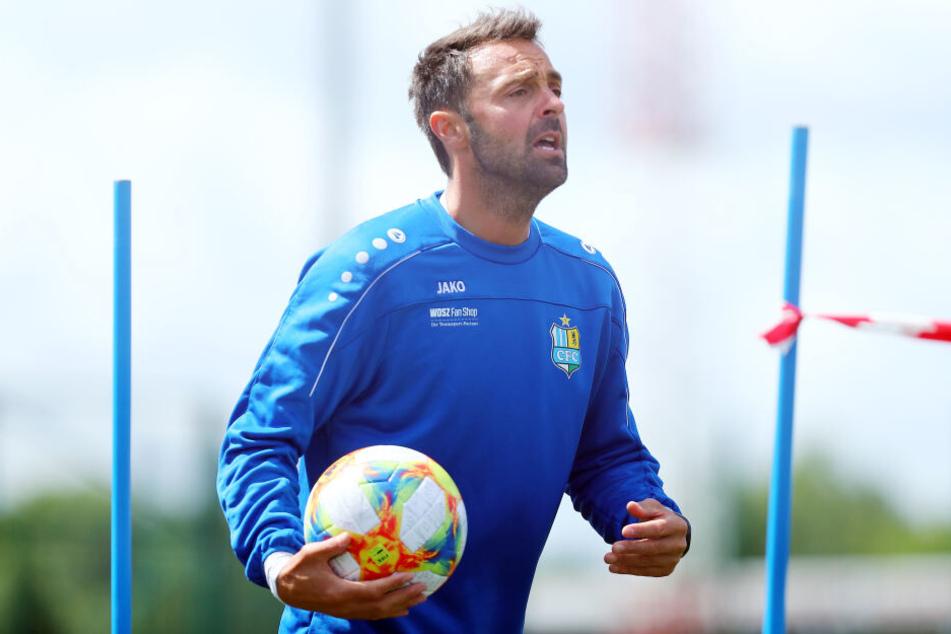 Ex-Co-Trainer Sreto Ristic war für Philipp Hosiner eine wichtige Bezugsperson, eine Art Mentor.