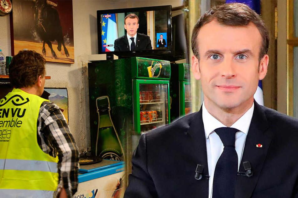 Macron macht Geschenke, doch woher nimmt er die Milliarden?