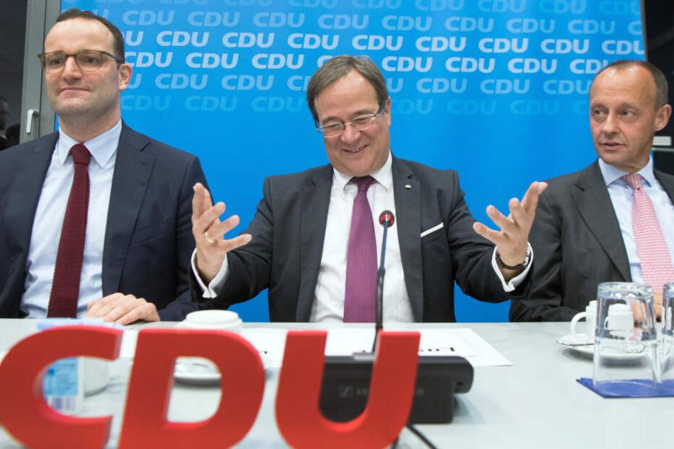 Laschet, Merz oder Spahn: Steht die CDU vor einem Macht-Krampf?