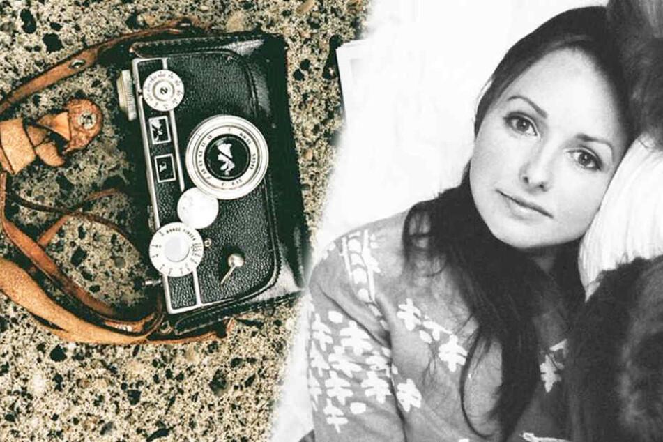 Frau kauft alte Kamera mit Film: Als sie die Bilder entwickelt, ist sie schockiert!