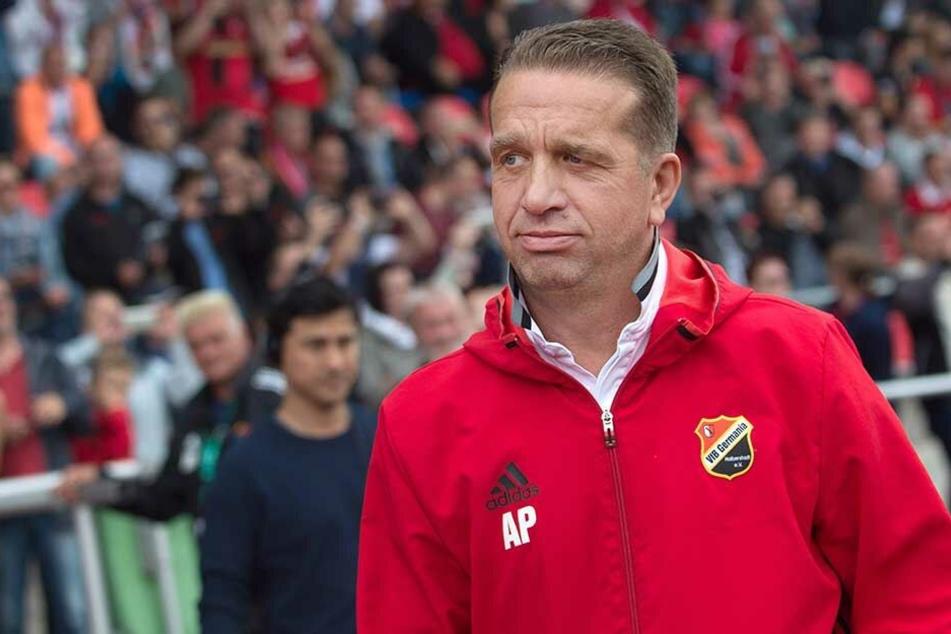 Halberstadts sportlicher Leiter Andreas Petersen kommt wegen Manipulationsvorwürfen in Erklärungsnot.