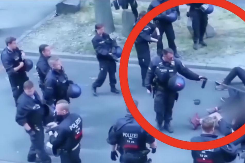 Erschreckendes Video von Anti-Rechten-Demo in Kassel aufgetaucht!