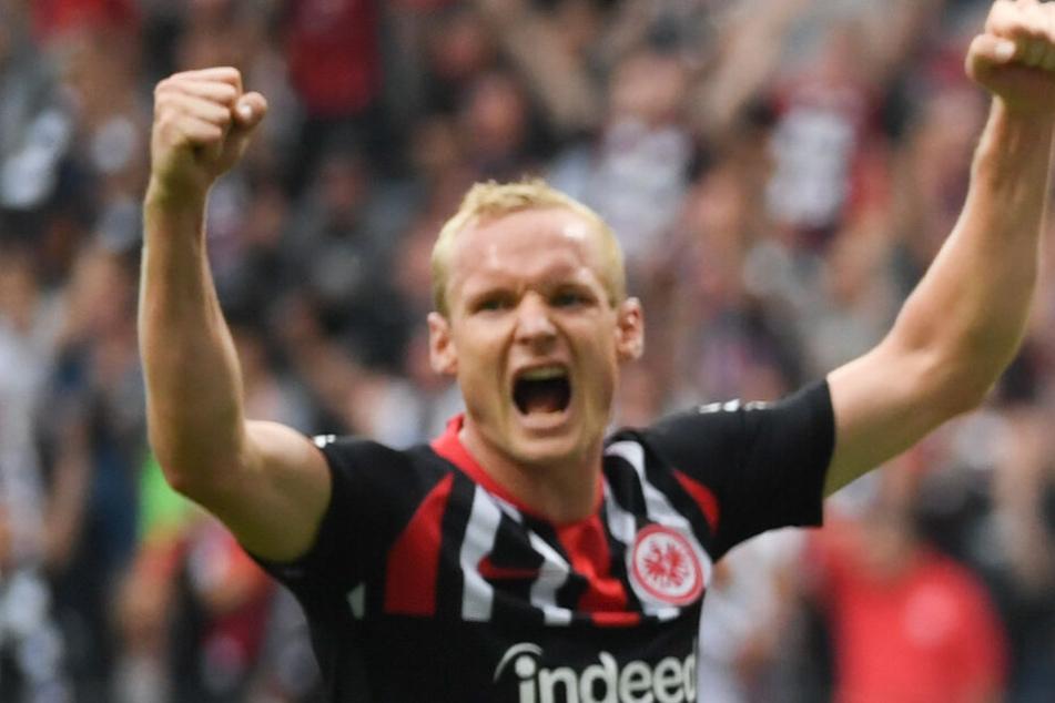 Sebastian Rode spielte bereits von 2010 bis 2014 bei der Eintracht, ehe er zunächst zu Bayern München und dann zu Borussia Dortmund wechselte.
