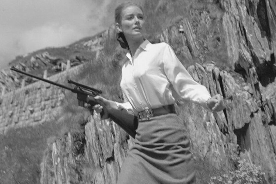Trauer bei 007: Bond-Girl Tania Mallet ist tot