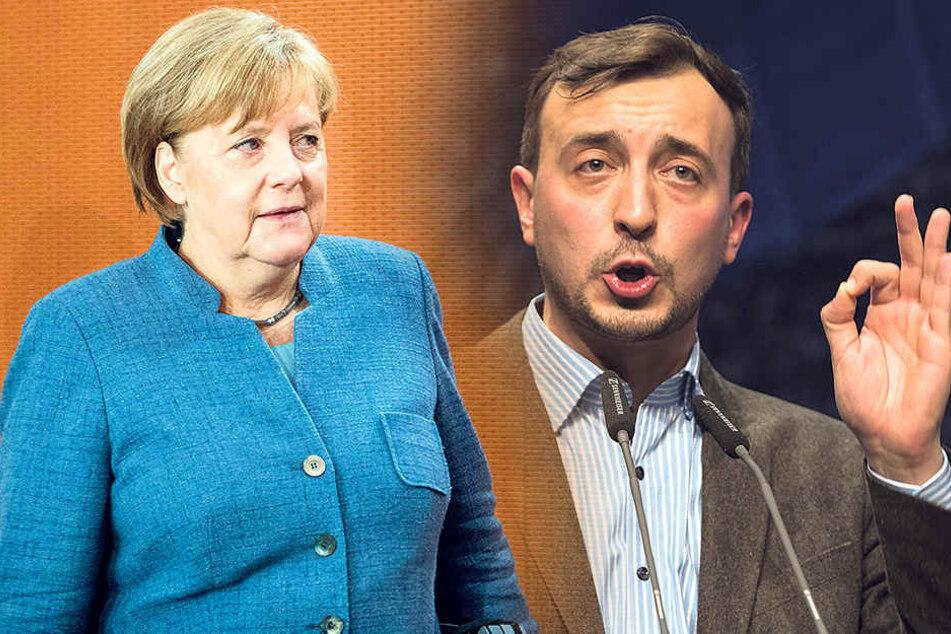 Angela Merkel: Jetzt redet ihr die Junge Union ins Gewissen