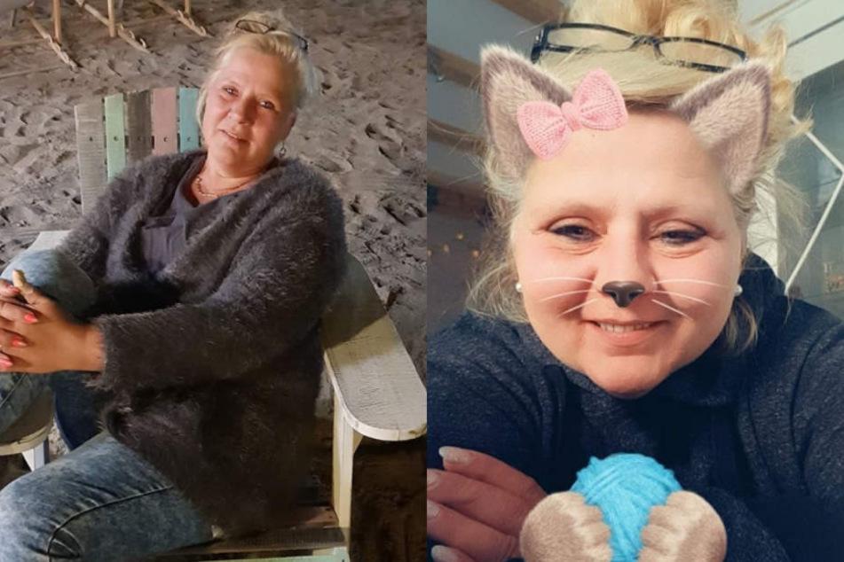 Süßer Filter, große Wirkung: Silvia Wollny als Kätzchen mit Wollknäuel.