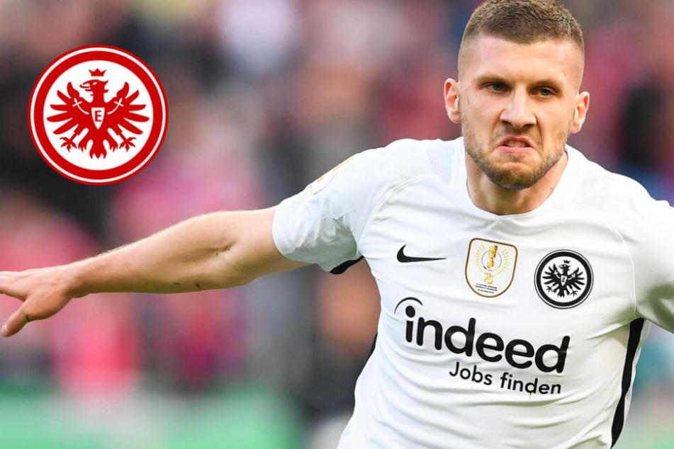 Eintracht-Stürmer Rebic angeblich vor Wechsel zu Atlético Madrid