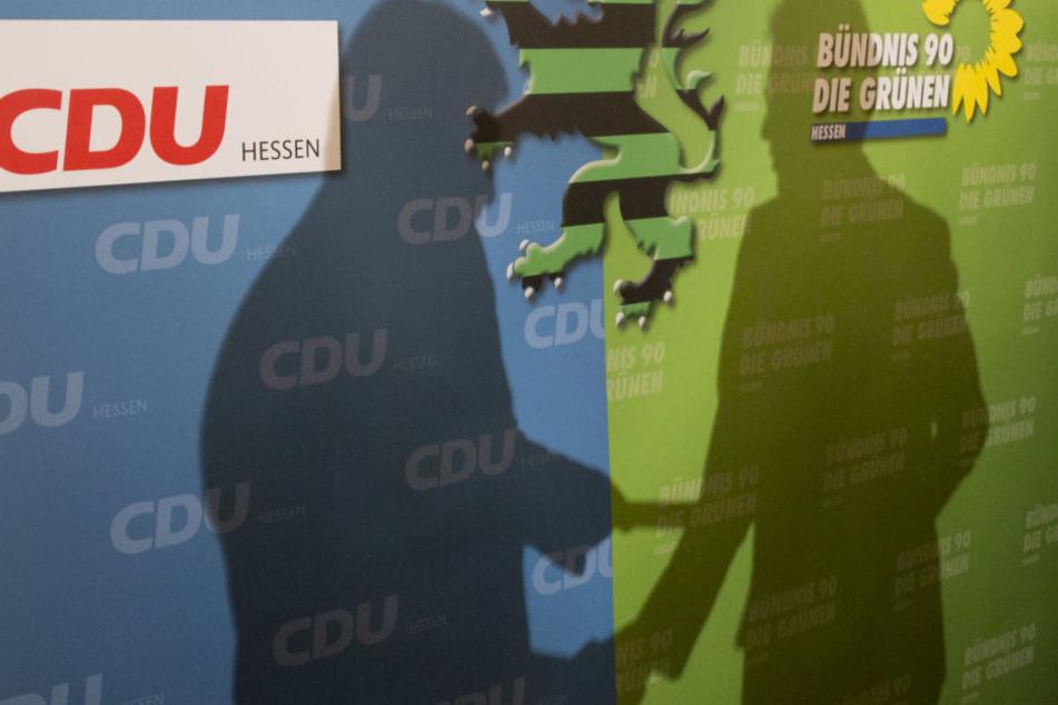 CDU und Grüne liegen jeweils einen Prozentpunkt unter dem Vorjahreswert. (Symbolbild)