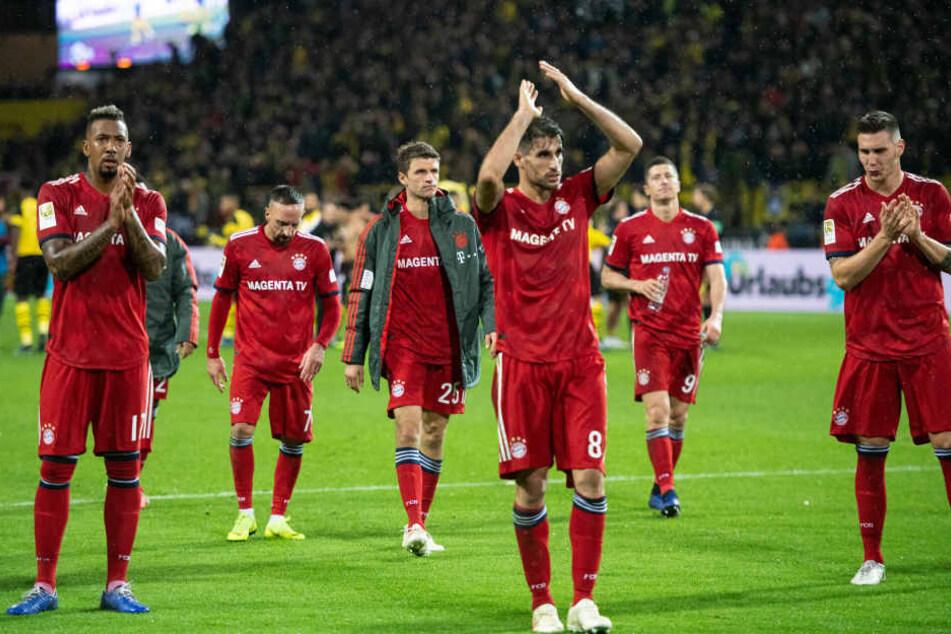 Laut Hoeneß hat der FC Bayern gegen Dortmund eine starke Leistung gezeigt.