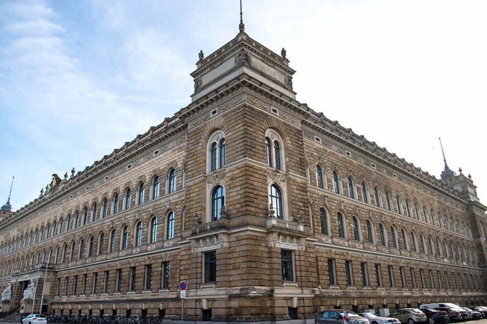 Der Prozess fand vor dem Landgericht Dresden statt.