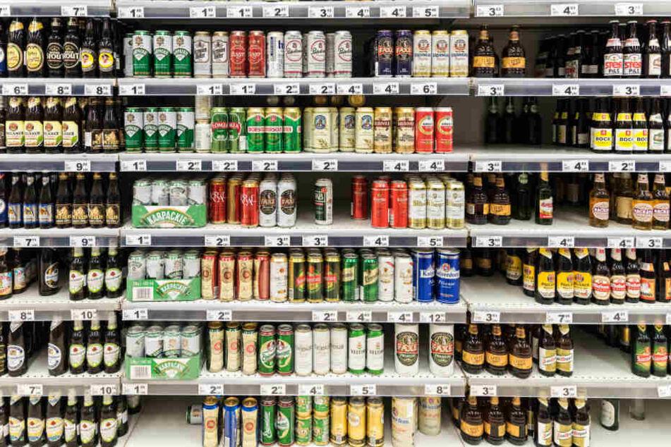 Einbrecher gehen in Getränkemärkten auf Beutezug