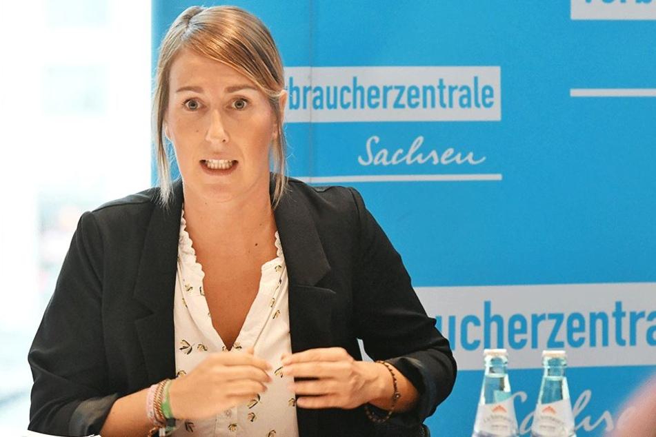 Stefanie Siegert (31) von der Verbraucherzentrale kennt sich mit der komplizierten Rechtslage bei Abzockern aus.