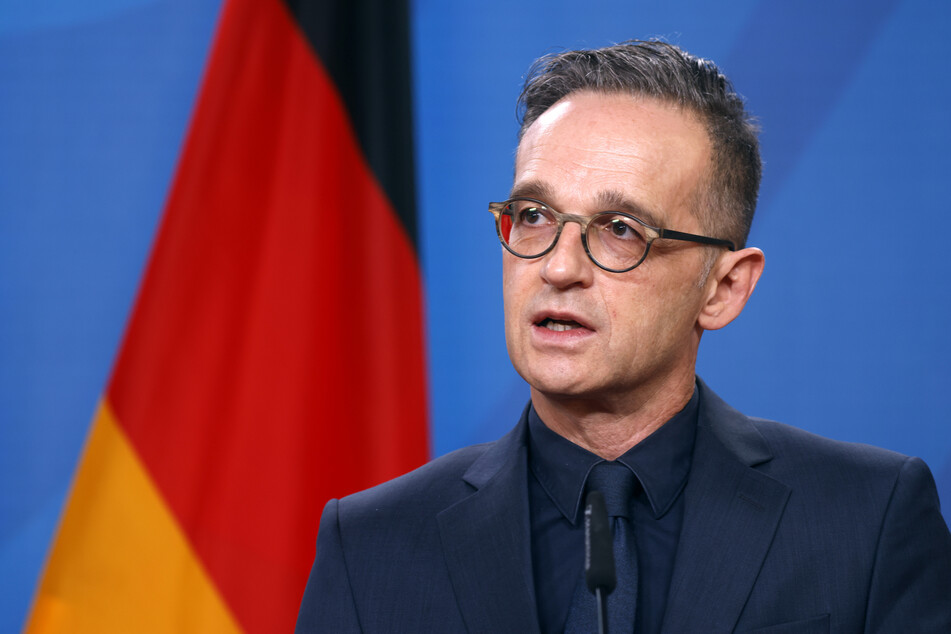 Außenminister Heiko Maas (54, SPD).