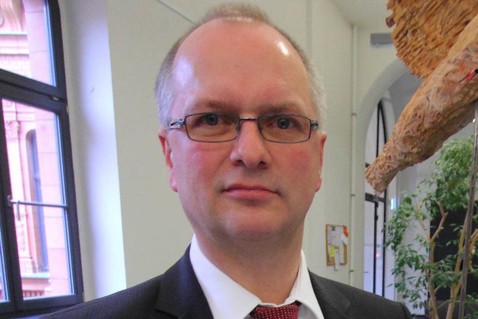 """Sprecher der Generalstaatsanwaltschaft Dresden,, Wolfgang Klein:""""Es besteht Fluchtgefahr."""""""