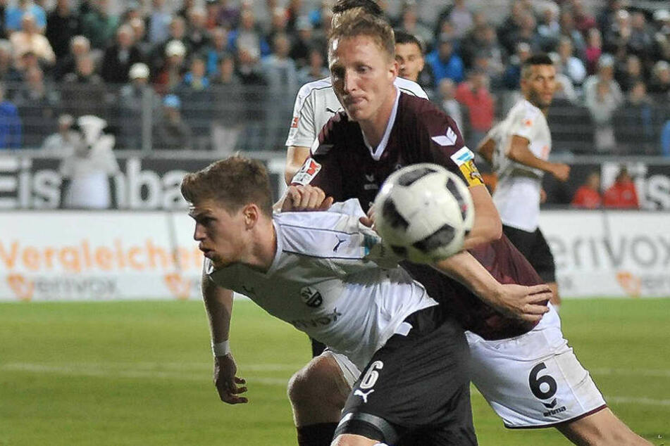Marco Hartmann nahm im Anschluss kein Blatt vor den Mund.