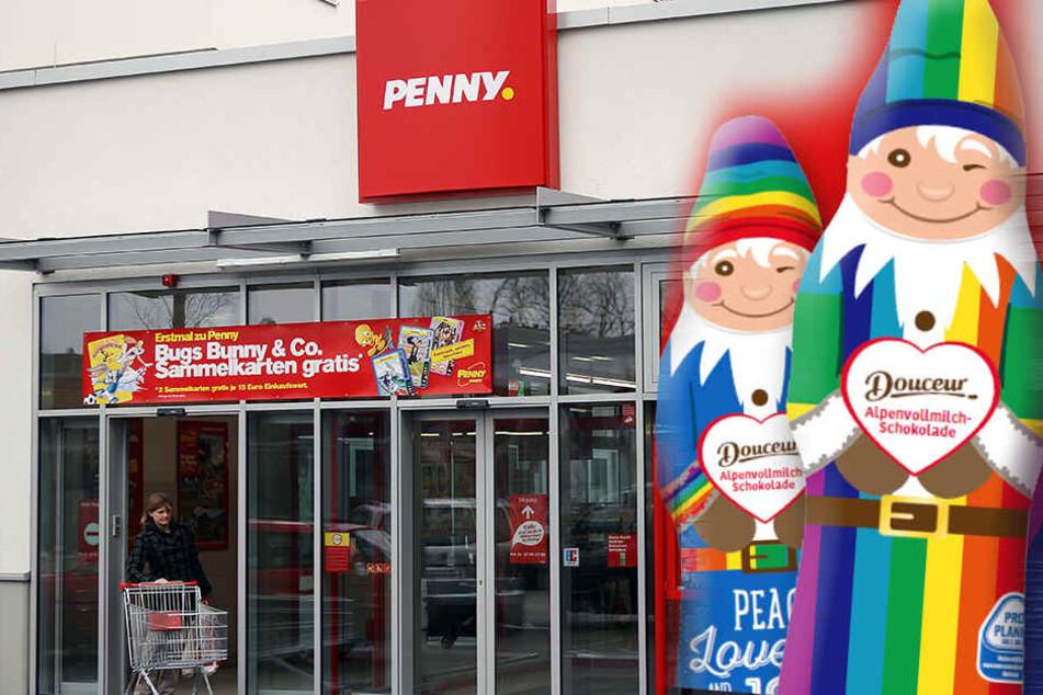 Discounter Penny verkauft jetzt limitierte Zipfelmänner.