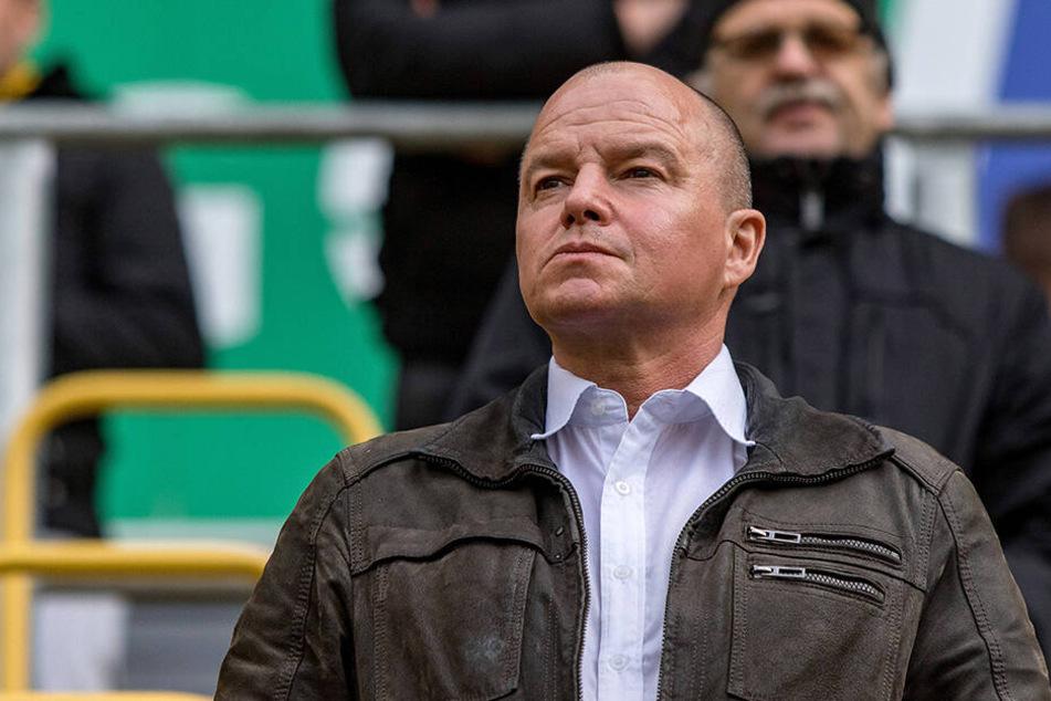 Jörg Stübner verstarb im Alter von 53 Jahren.