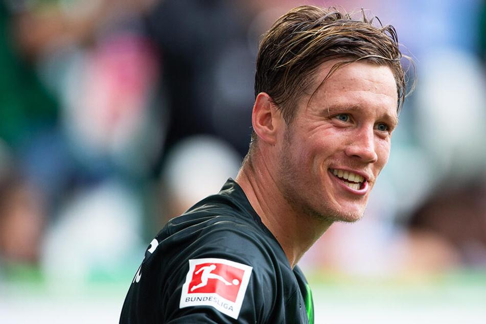 Wölfe-Sturmbulle Wout Weghorst hat in dieser Saison wettbewerbsübergreifend bereits fünf Mal getroffen und drei Tore in zehn Partien direkt vorbereitet.
