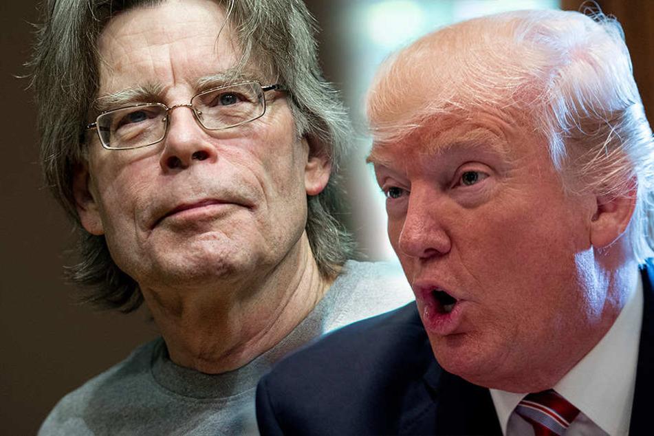 Will sich Stephen King wegen Trump umbringen?