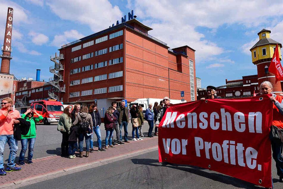 Auch das Werk in Dissen (Niedersachsen) muss zugunsten von Leppersdorf schließen. Die Mitarbeiter können wechseln.