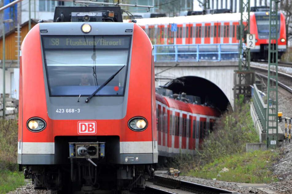 Die S-Bahn in München soll pünktlicher werden.
