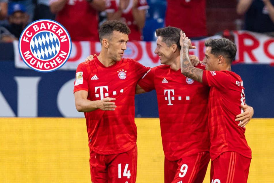 """""""Legende"""": Coutinho verneigt sich vor Bayerns Alleinunterhalter Lewandowski"""