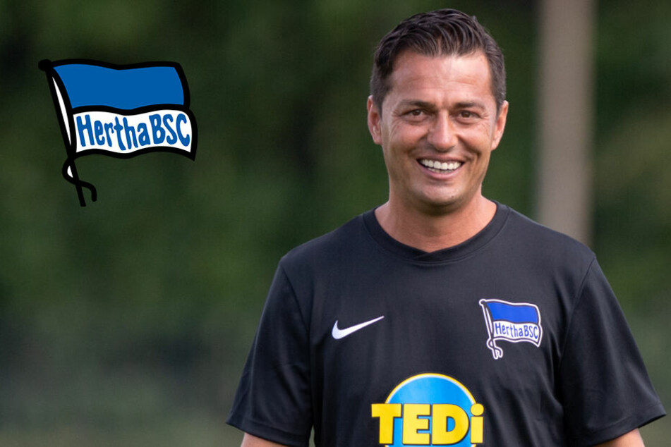"""""""Covic-Mania"""": Herthas neuer Coach will sechs Punkte gegen Union holen"""