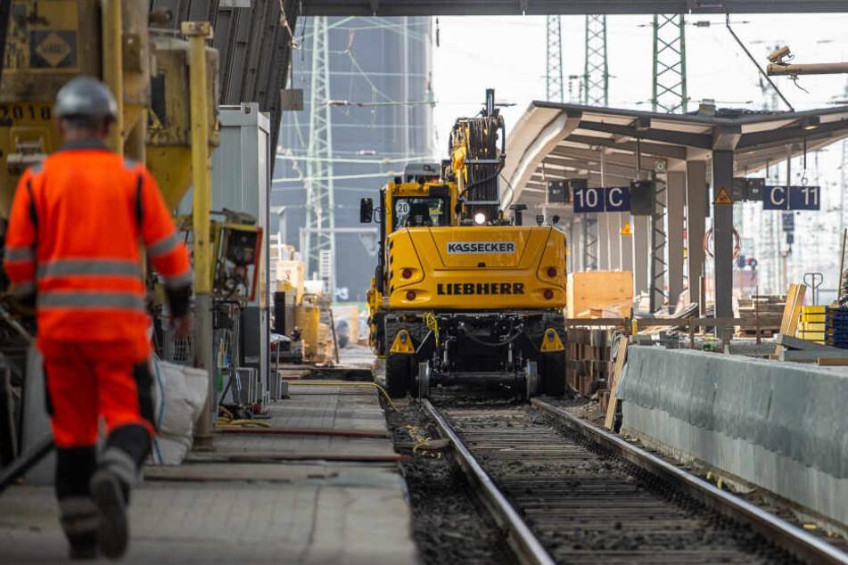 Nach fünf Jahren sollen die Sanierungsarbeiten am Hauptbahnhof nun abgeschlossen werden.