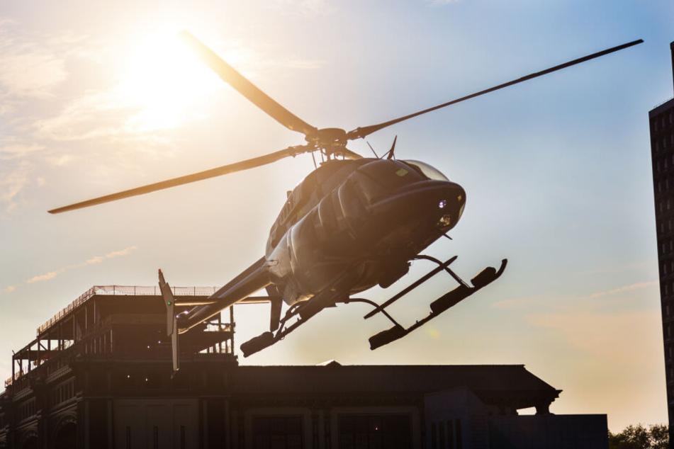 Todes-Drama! Helikopter stürzt bei Testflug ab, drei Soldaten sterben