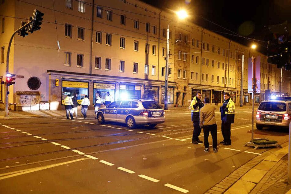 Bombendrohung in Chemnitzer Innenstadt: City lahmgelegt
