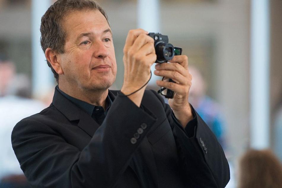 Mario Testino ist berühmt für seine Aktfotos.