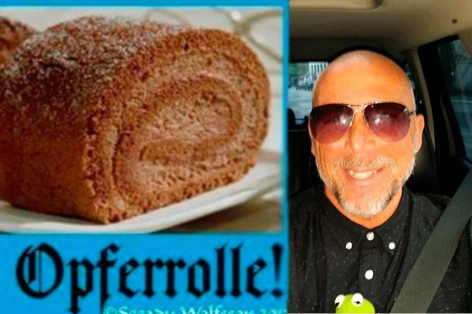 Kuchen-Foto gepostet und von Facebook gesperrt