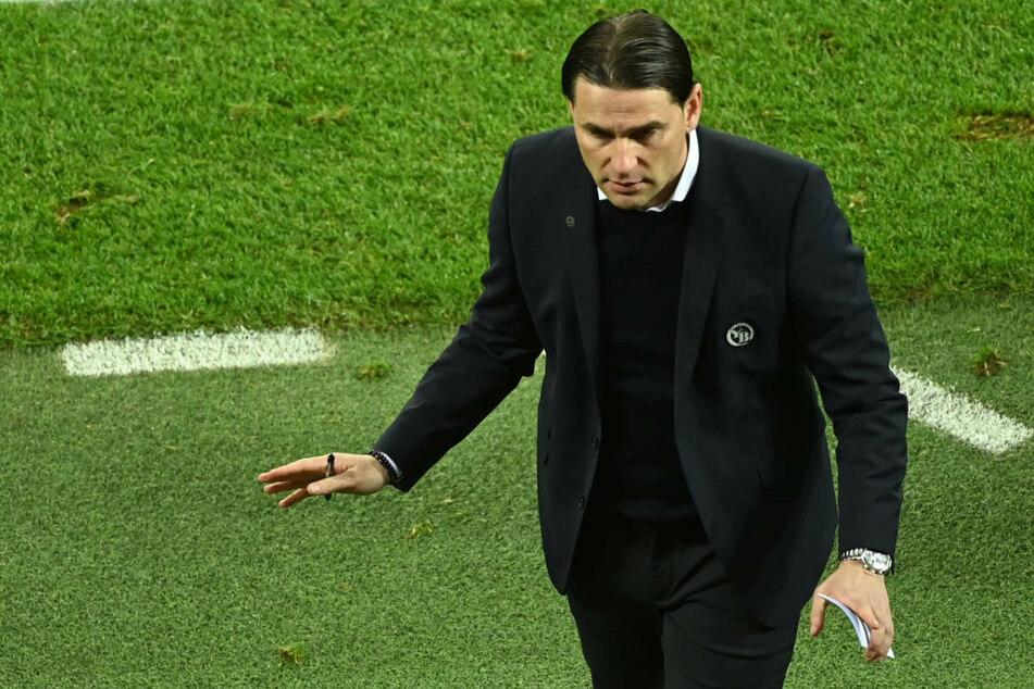 Gerardo Seoane (42) wurde dreimal in Folge mit den Young Boys Bern Schweizer Meister.