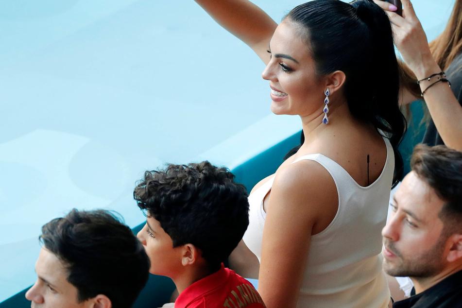 Ronaldo verliert und Freundin Georgina sorgt mit Outfit für Aufsehen