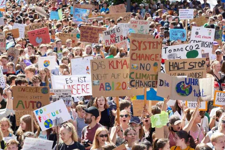 """""""Fridays for Future"""": 30.000 Menschen bei Klima-Demo erwartet!"""