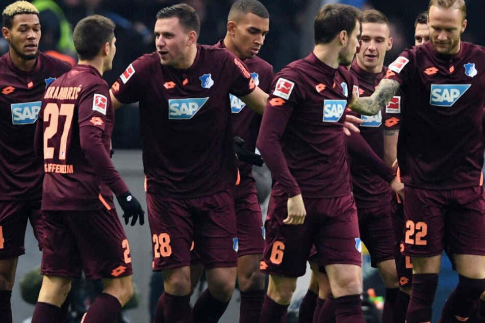 Ein Auf und Ab in dieser Saison: Beim 3:3 (1:2) in Berlin hätte die TSG Hoffenheim ein Sieg mit ins Kraichgau nehmen müssen.