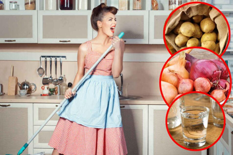 Ratgeber: Mit diesen Lebensmitteln bekommst Du deine Wohnung sauber