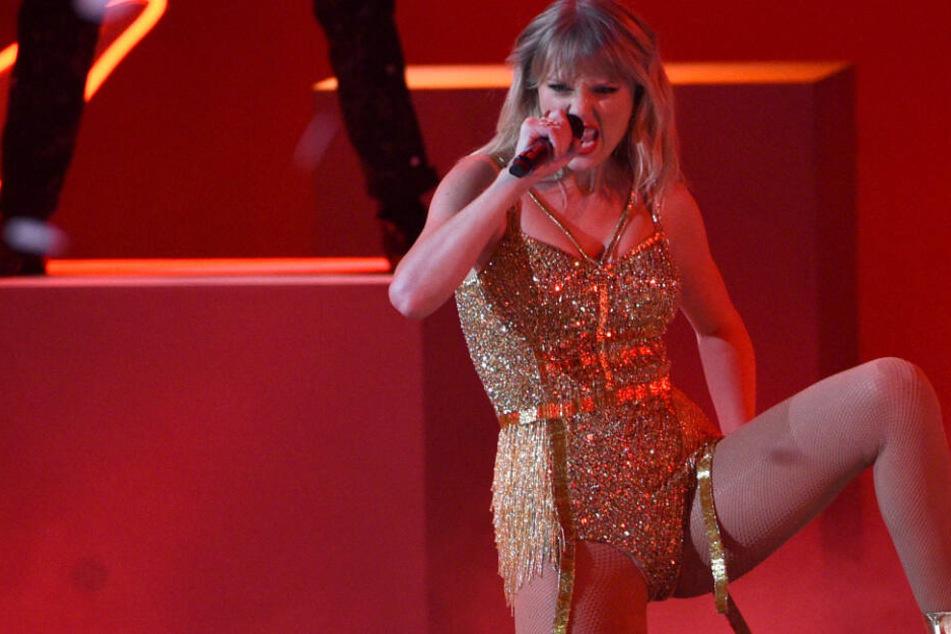 Taylor Swift bricht Michael Jacksons Rekord bei American Music Awards