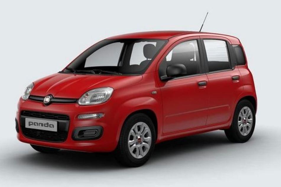 Der Fiat Panda stand am Ende des Tests ganz schlecht da.