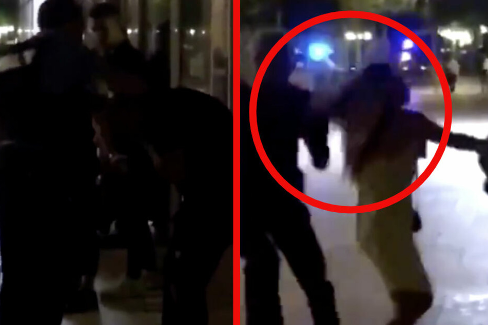 Erneut erschreckendes Video von Polizeieinsatz aufgetaucht! Was ist hier passiert?
