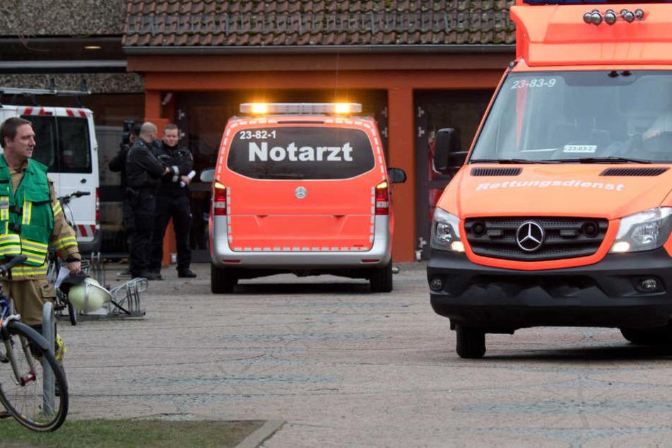 Durch einen unbekannten Geruch musste eine Grundschule in Schulzendorf evakuiert werden. (Symbolbild)