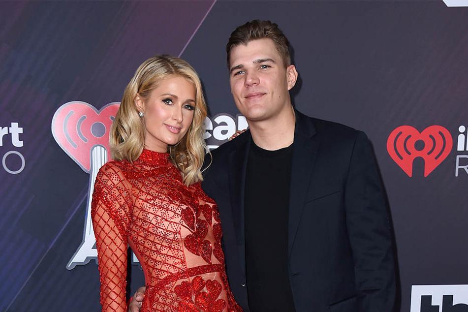 Paris Hilton und Chris Zylka gehen getrennte Wege.