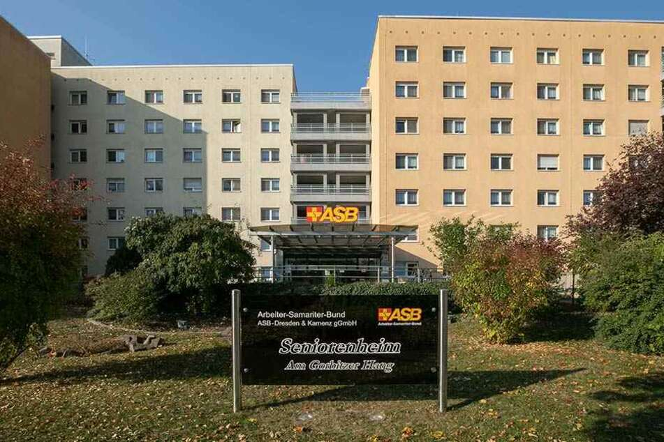 """Im ASB-Seniorenheim """"Am Gorbitzer Hang"""" leben 243 Pflege-Bewohner und weitere 34 Senioren im betreuten Wohnen."""