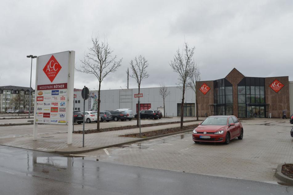 Treffpunkt zur Beisetzung von Thomas Haller soll der Parkplatz am Altchemnitz-Center sein.