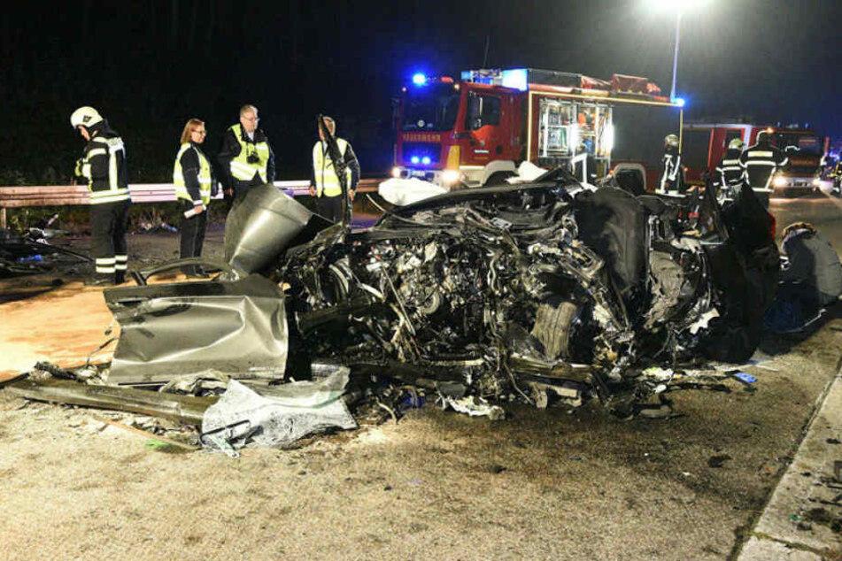 Ein Geisterfahrer hat auf der Autobahn 43 nahe Dortmund zwei Menschen mit in den Tod gerissen (Symbolbild).