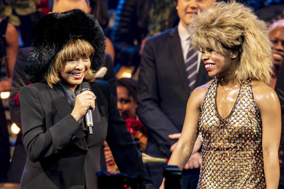 Wer ist denn hier die echte Tina Turner?