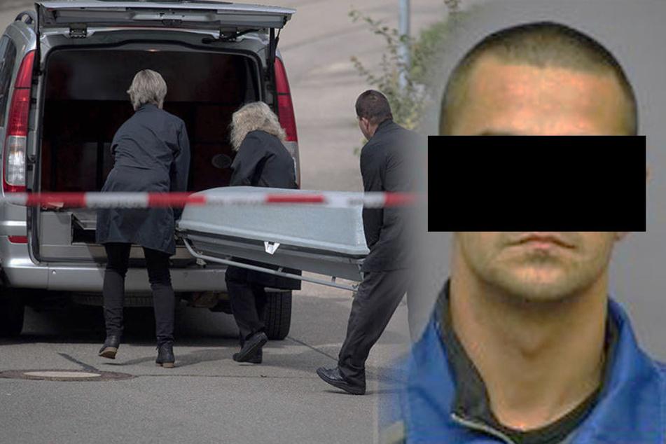 Nach der Schuleinführung erschoss er seinen Sohn: Wo steckt der Dreifach-Killer?